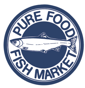 Logo for Pure Food Fish Market